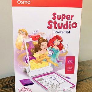 Osmo Super Studio Disney Princess Starter Kit